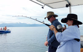Port Douglas reef charters to Low Isles